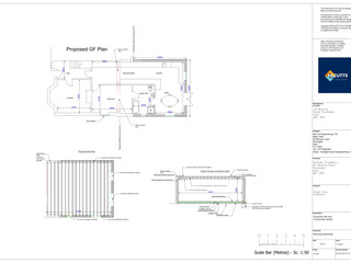 210033-ARC-401-01 - Proposed plan and co