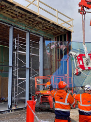 Glass Lifting Hire & Transport