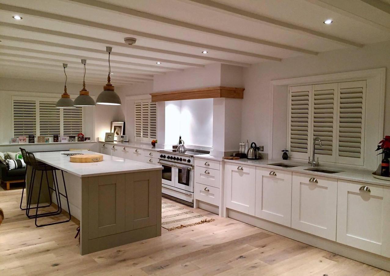 Installation - Kitchen refurbishment electrics