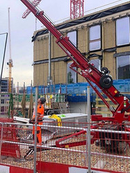 Mini Crane & Lifting Equipment Hire
