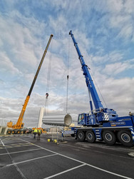 Contract Lifting & Lifting Personnel