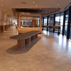Royal Clean | Builders Clean London & Essex have completed and handed over at 'The Market' at #22bishopsgate for Bluecrow Projects Ltd.