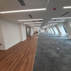 It's another #commercialoffice #buildersclean project that Royal Clean | Builders Clean London & Essex have just completed at 120 #Holborn for Oktra.