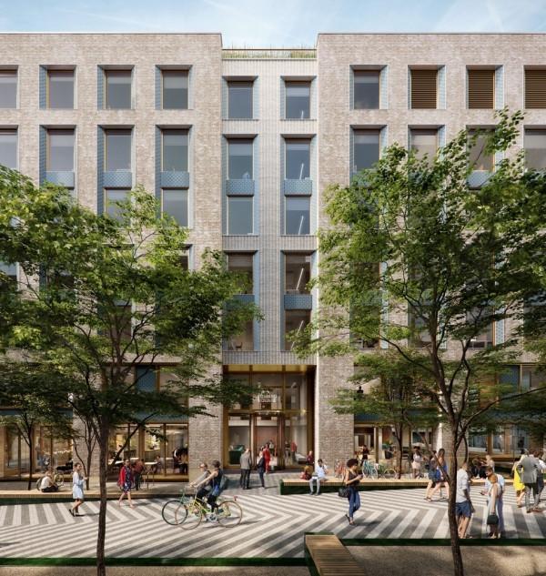 Project: Edwards Street Quarter, Brighton