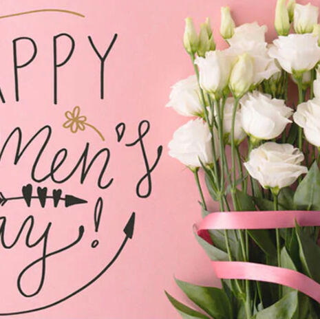 Happy International Women's Day to all beautiful women across the world.