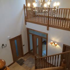 Stair and Balustrade.JPG