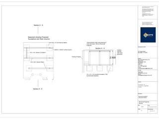47 Grange Road Structural Arrangements f