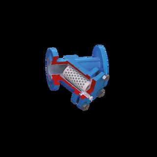 Atomac PFA Lined Y-Strainer
