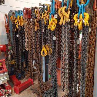RAINBIRD CS - Lifting Chains