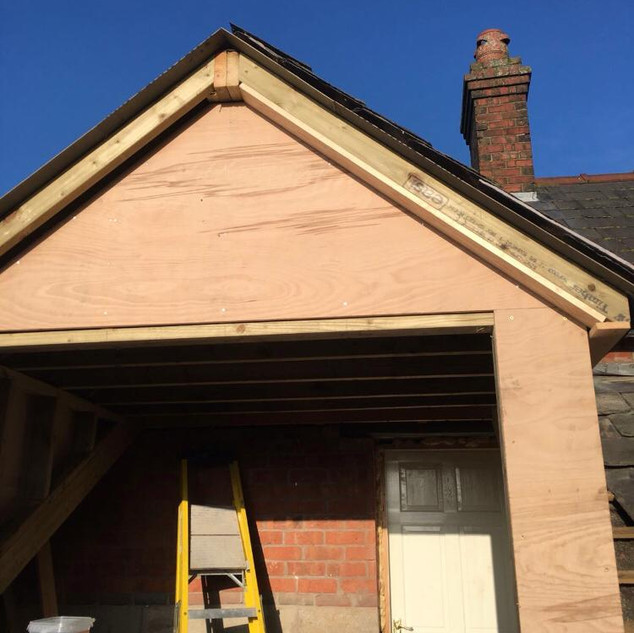 PICKMERE LOFT CONVERSION