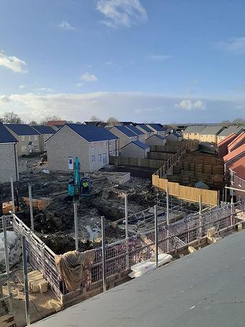 O-009-New Housing development under cons