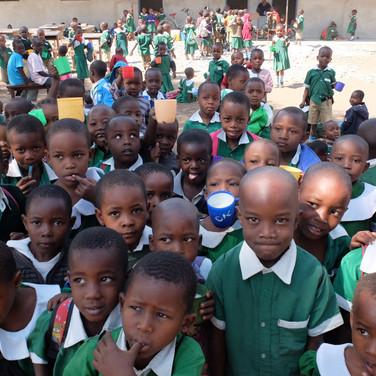 Nursery school in Igunga