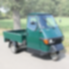 Piaggio Ape 50 mix catalysed EU Tuktuk V