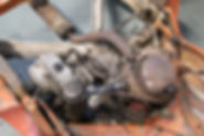 Piaggio Faro Basso AC2 AC3 Motore Motor