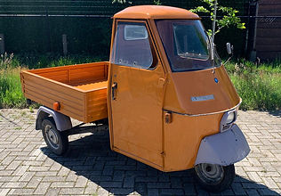 Piaggio Ape 50 TL2T for sale vintage (3)