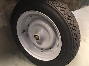 Piaggio Ape 50 Tire Band 10090R10 Molto