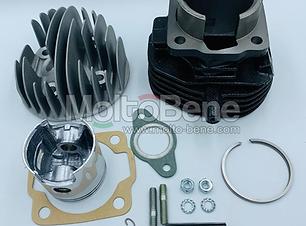 MB1319 DR Cilinderset 85cc 50mm Piaggio Ape 50 Zylindersatz Cylinder set Jeu de cylindres