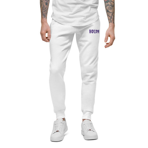 Spooky Logo Embroidered Joggers