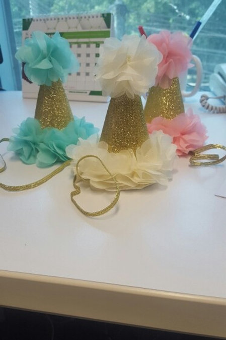 Party Crown Hats (More Colour Options)