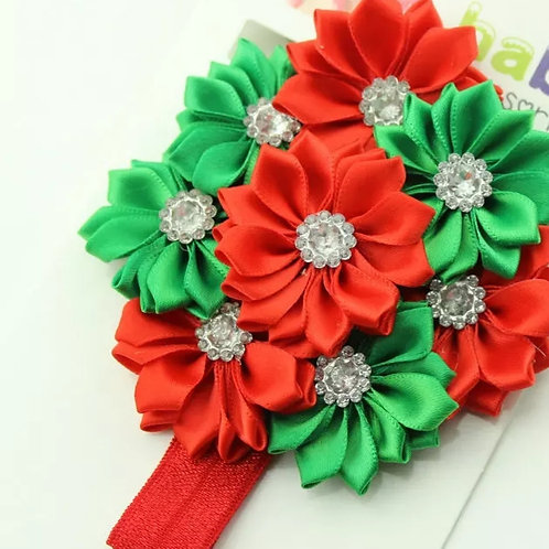 Extravagant Floral Headband