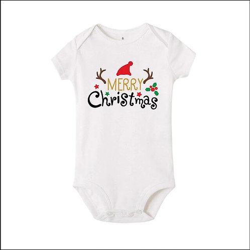 Unisex Christmas Bodysuit (2 years)