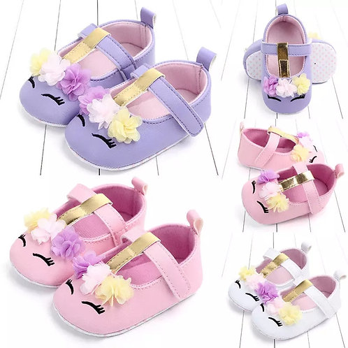 Unicorn Shoes (12-13 months)