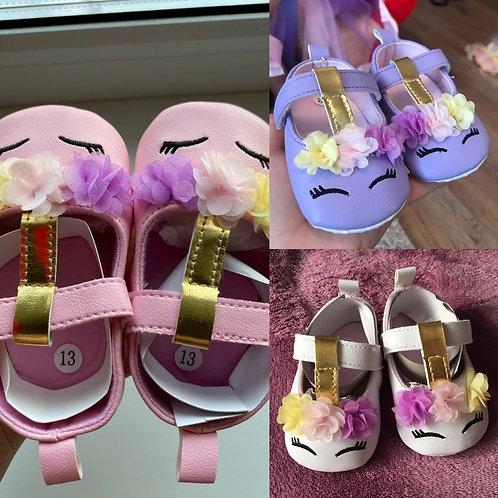 Unicorn Shoes (12-13 months)