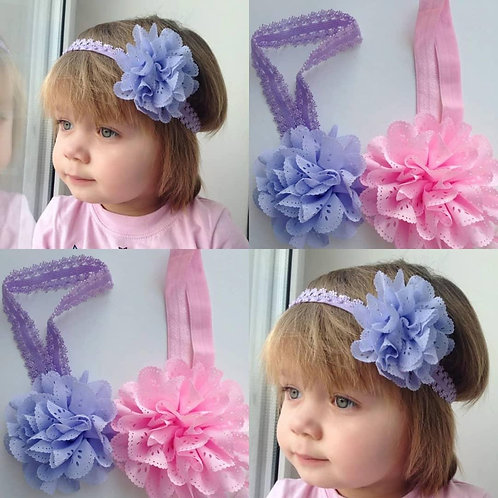 Flower Headband (More Colour Options)