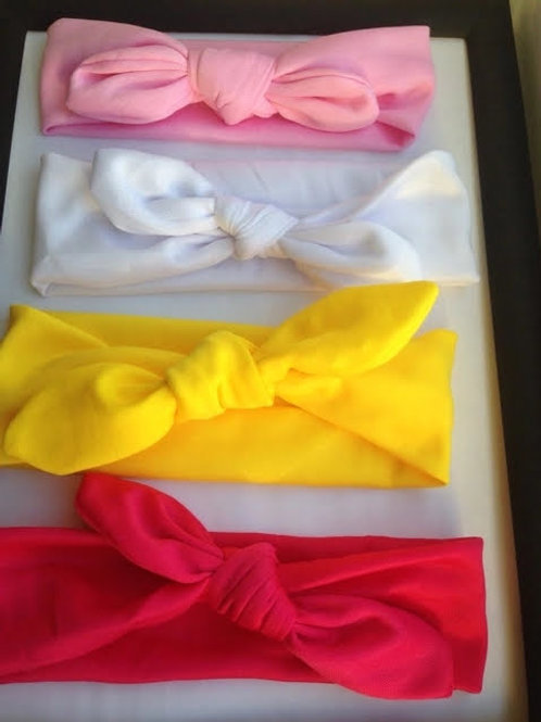 Tie-knot Headband (More Colour Options)