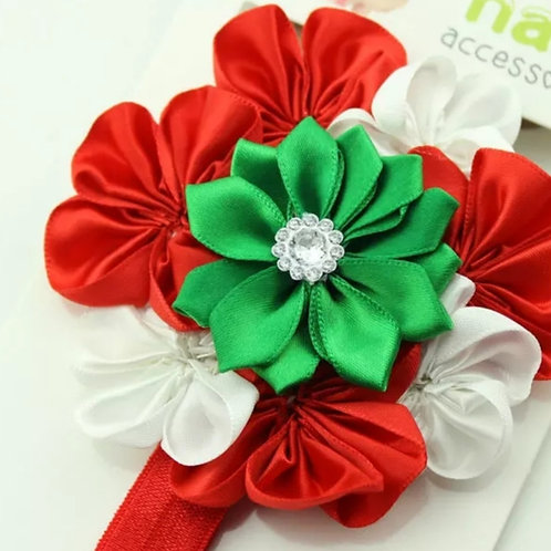 Crystal Floral Headband