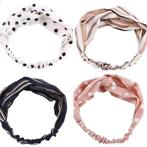 Women Twist-Knot Headband