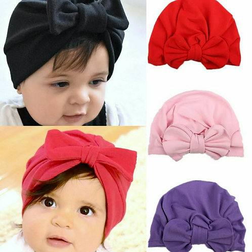 Baby Bow Hat