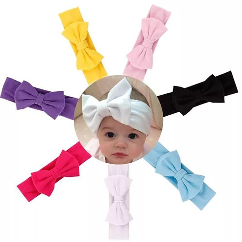 Big Bow Headband (More Colour Options)