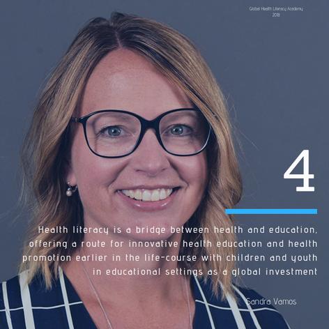 Health literacy leadership tribute