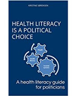 Front cover booklet Health literacy is a