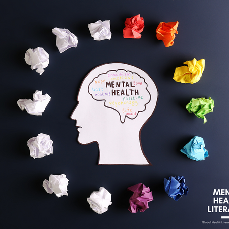 Mental and digital health literacy