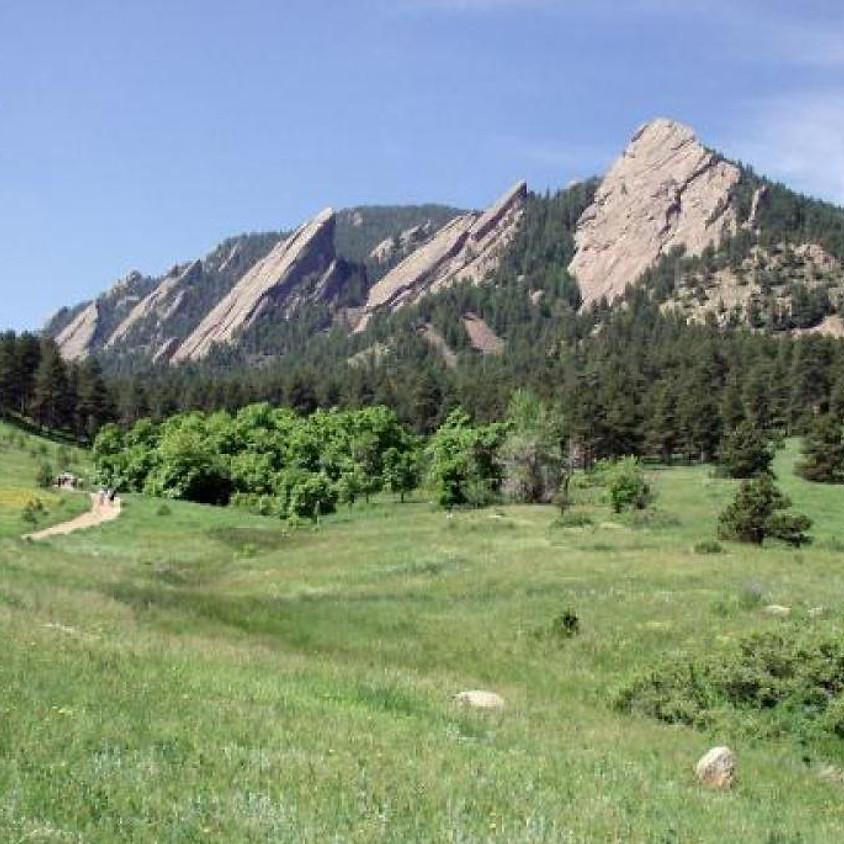 Hiking/Yoga Retreat in Boulder,Colorado