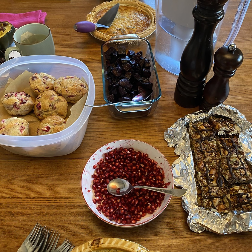 Plant Based Holiday Cooking Workshop Sponsored by the Bacon Free Library Natick