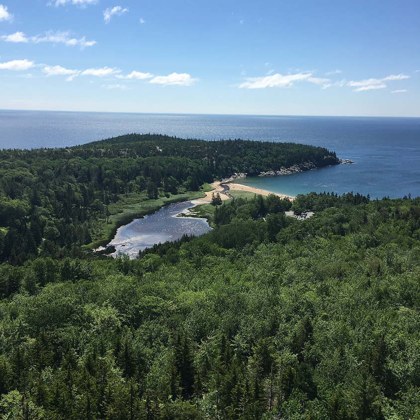 SOLD OUT!!! Acadia National Park Camp/Hike/Yoga Retreat