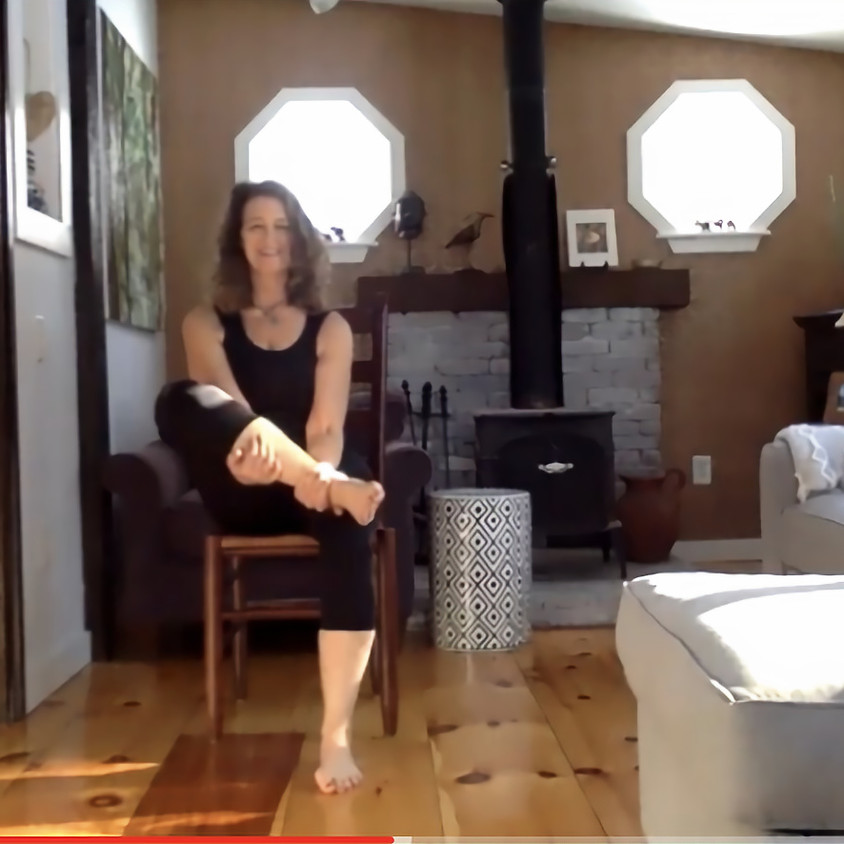 Chair Yoga for Everyone