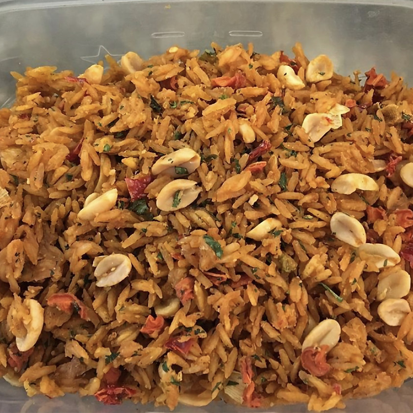 Virtual Dehydrated Food Cooking Workshop