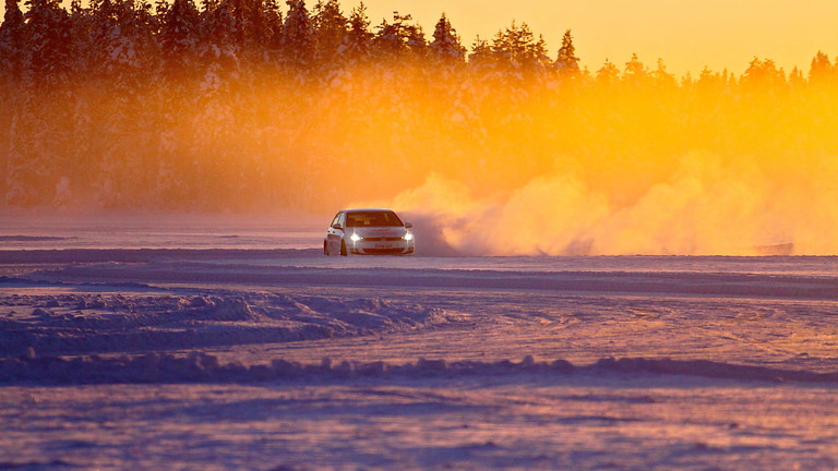 Ice Driving Instructor Course Finland 2022