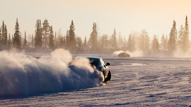 Advanced Ice Driving Finland 2022