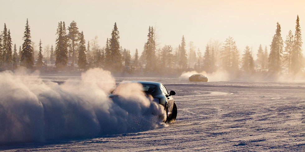 Advanced Ice Driving Finland 2021