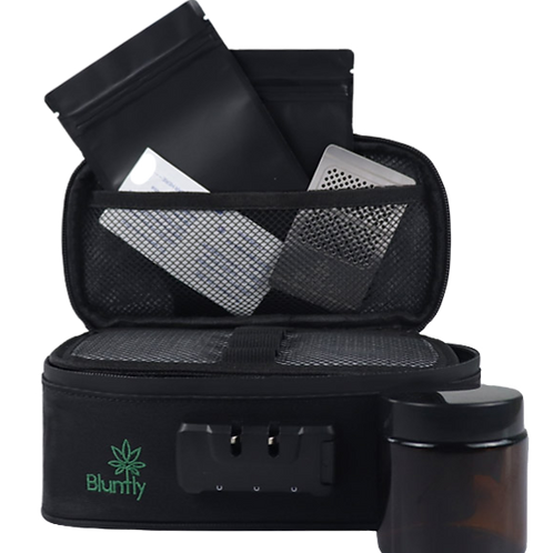 """Kuro"" All-In-One Discreet Travel Set w/ Accessories"