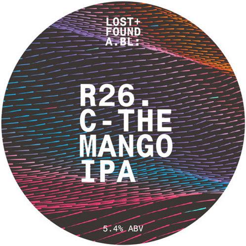 Lost+Found Mango IPA Keg