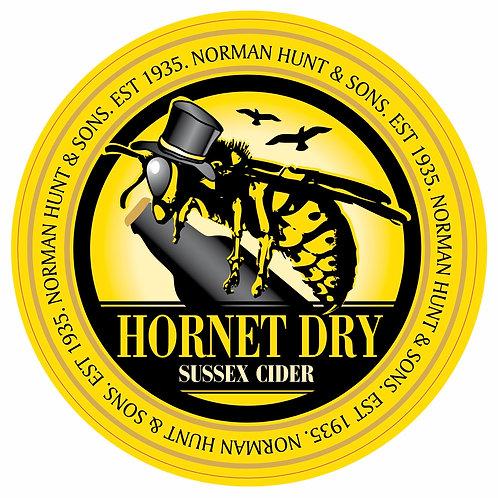 Hornet Dry Sussex Cider 500ml Bottles