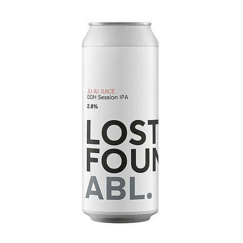 Lost+Found Ju-Ju 500ml Cans