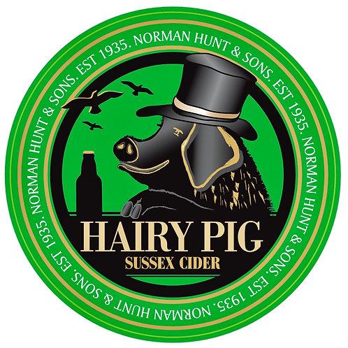 Hairy Pig Sussex Cider 500ml Bottles