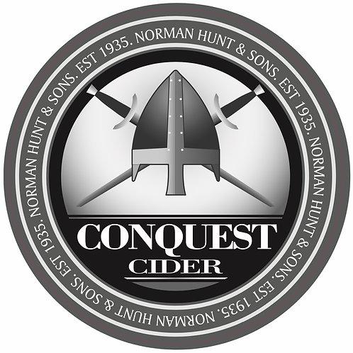 Conquest Sussex Cider 500ml Bottles